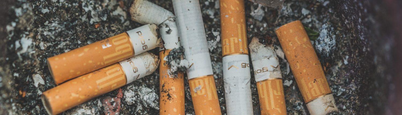 hypnose stoppen met roken behandeling sigaretten filters