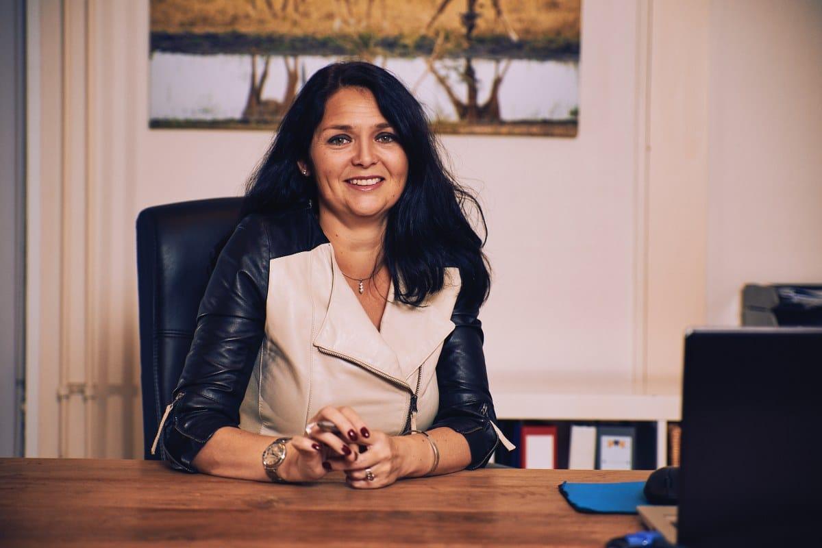 Esther Blaauw van Hypnotherapie Blaauw